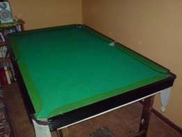 Foosball and airhockey table for hire for kids