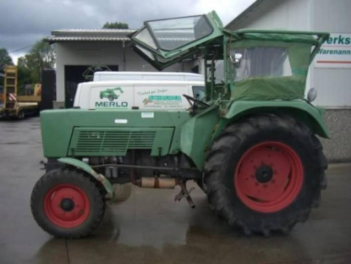 Fendt farmer 4s hinterrad - 1973