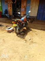 Am selling my Boxer motorcycle. Its engine is in good condition n wel