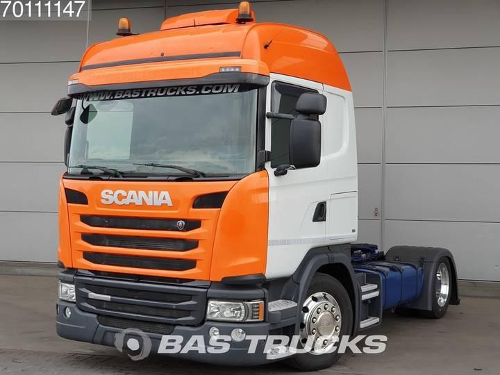Scania G450 4X2 Mega ADR Standklima Xenon Euro 6 - 2014