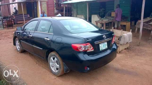 Very Clean Registered Toyota Corolla 09 Isolo - image 3