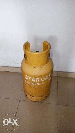 12.5Kg Gas cylinder fairly used Surulere - image 1