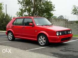 1995 volkswagen golf 1.3