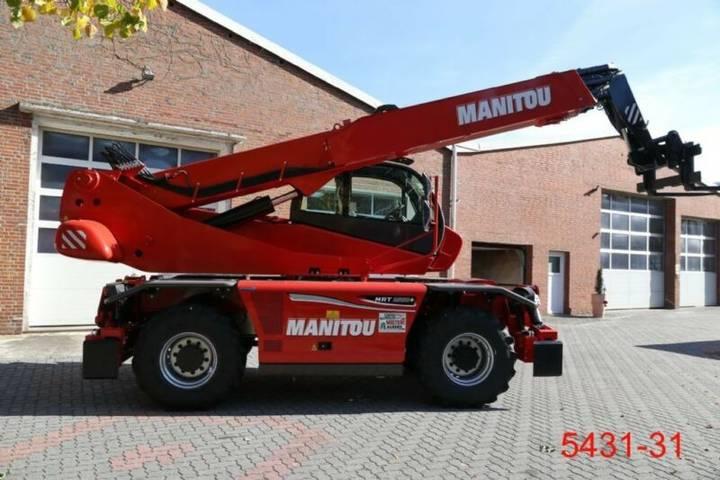 Manitou Mrt 2550 Privilege Plus Stage 4 - 2018 - image 5