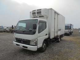 MITSUBISHI / CANTER CHASSIS # FE84dv- 56 year 2009