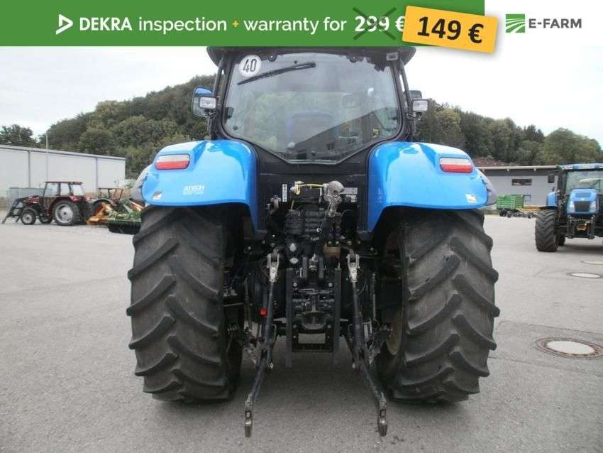 New Holland t 6080 pc - 2008 - image 2