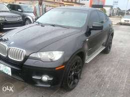 Few months used bmw x6 010 fuloption keyless tincan cleared buy n trav