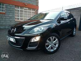 Mazda CX-7 4WD Cruising Package