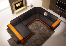 Apos U shaped excellent set of sofa chair