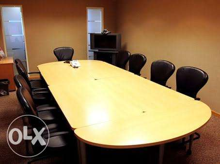Furnished Office for Rent in Dammam, Riyadh, Jeddah, Jubail, Makkah الرياض -  1