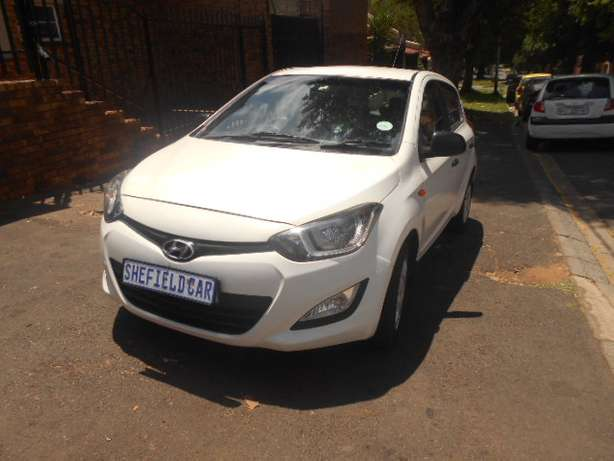 Immaculate condition 2013 Hyundai i20 1.4 Hatchback for sale Johannesburg - image 1