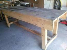 worktable /bench good condition r600