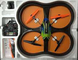rotor quadcopter x129l