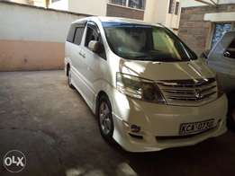 Toyota Alphard very clean