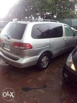 Few months registered Toyota space bus silver
