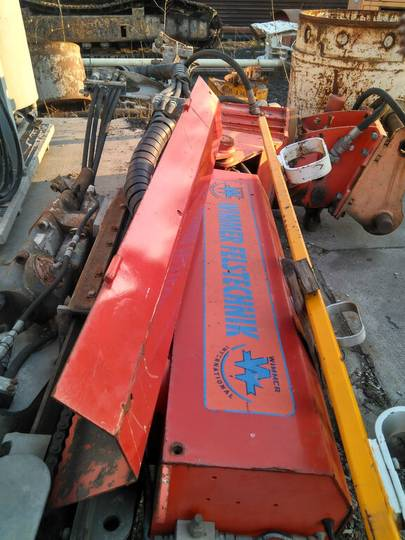 Wimmer type ab 4600 t  25 to  drilling rig