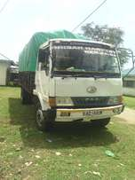 QUICK!!! Locally Assembled 2007 Very Clean Faw Fighter Truck