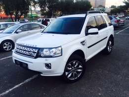 2014 Land Rover Freelander II 2.2 SD4 SE Automatic