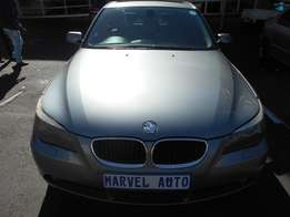 2005 Automatic BMW 5 Series 530D Sport For R80,000