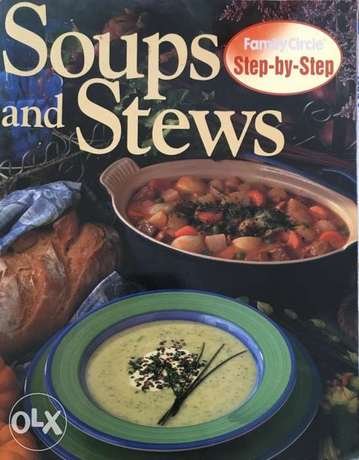 Soups and Stews - New