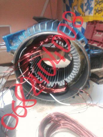 Перемотка електродвигунів электромоторов ремонт насоса. Без вихідних! Киев  - изображение 4 52080dec22bf1