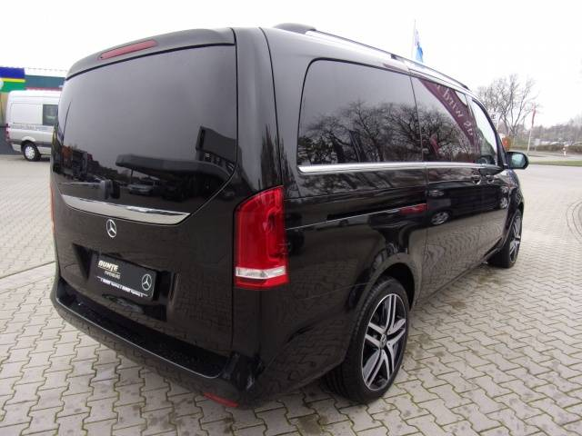 Mercedes-Benz V 220d  Edition, Leder, Comand, Distr., 360 Bluetooth Navi LED Vollleder Klima Einparkhilfe el. Fenster - 2018 - image 9