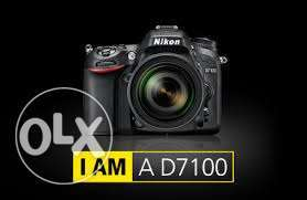 D7100 Body only for sale