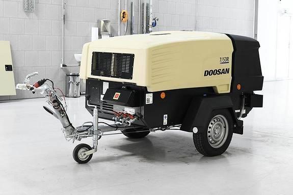 Doosan 7/53 Kompressor - 2019