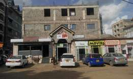 A building in langata shopping center