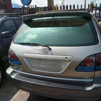 Lexus RX 300 (Newly Imported  -Tokunbo )
