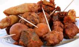 Finger foods /small chops