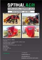 For Sale - Heavy Duty Cultivators, Compact Disc Harrow &Feeder Mixers