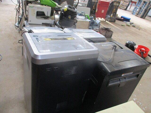 Sale waste container for  by auction