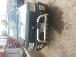 Very neat and first body infiniti jeep for sale with good engine