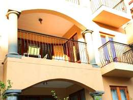 Fully furnished 2-bedroom unit available immediately
