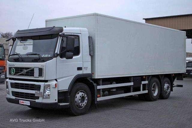 Volvo FM 300 6X2 EURO 5 Koffer, LBW 2 t - 2009