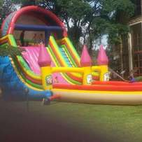 Trampoline,face painting,pool water slide,oceanic bouncing castle hire