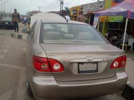 Toyota corolla 08 super clean cheap ride tinkan cleared ready to fly