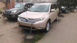 Tokunbo 2011 Toyota Highlander SUV **USA direct**