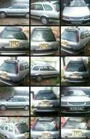 Clean Toyota Carib for Sale