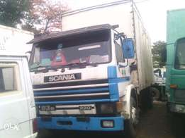 Trucks are available for hire 24/7