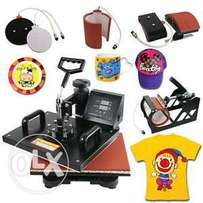 Heat Press Machine Available