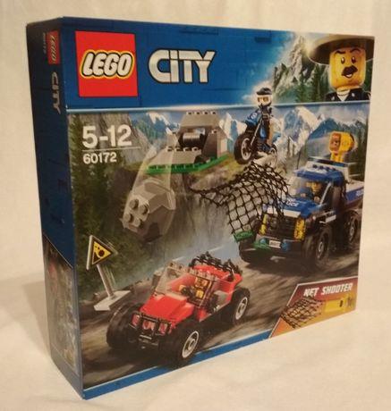 60172 Lego City Nowy Zestaw Policja Pościg Górską Drogą Lublin Olxpl
