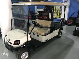 CUSHMAN Luggage Cart - Golf