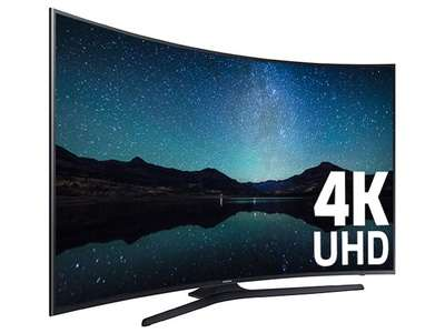 "Samsung 49"" curved 4K TV with 24 months warranty Nairobi CBD - image 2"