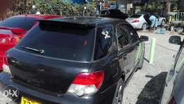 subaru impreza auto 1500cc 2004 well maintained station wagon