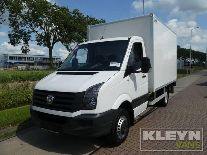 Volkswagen CRAFTER 50 2.0 TDI ac 136 pk orgineel s - 2014