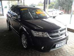 2012 Dodge Journey 3.6 R/T Automatic . One Owner 108000km