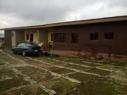 FOR SALE Twin Bungalow Alakia Airport Ibadan