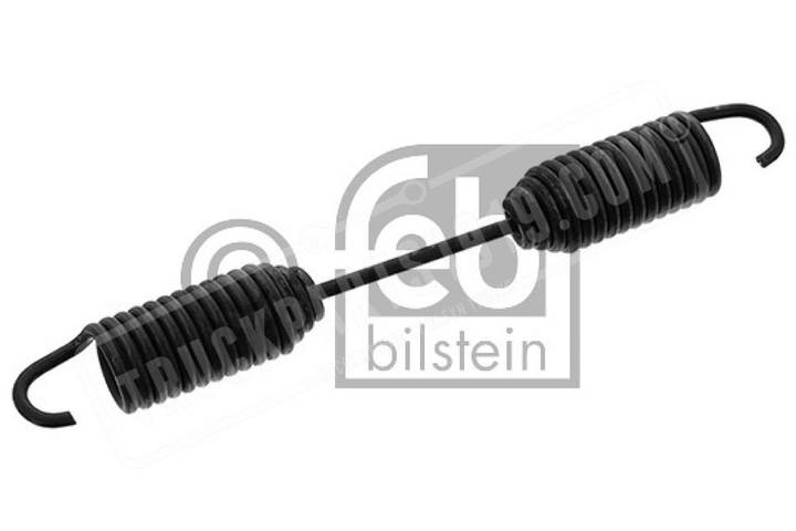Brake shoe spring FEBI BILSTEIN spare parts for truck - 2019